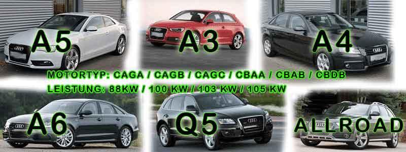 Angebot für Audi-Fans