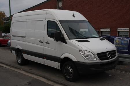 Mercedes Benz Sprinter II 2.7CDI
