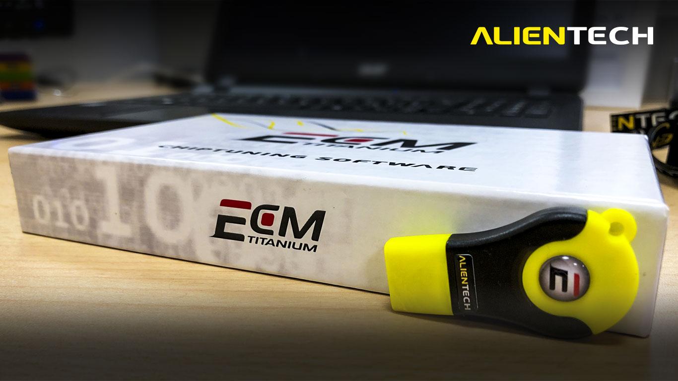 Alientech ECM Titanium