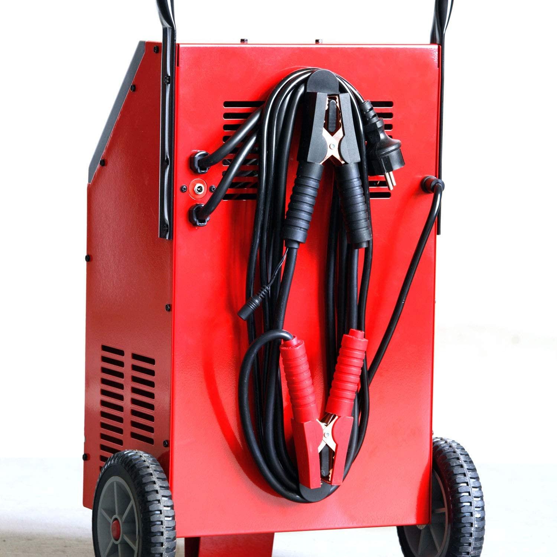 AEG Mikroprozessor Batterie Ladegerät LT 60, 12/24 Volt, 9 Stufen, 60 Ampere, Temperaturgesteuert, Starthilfe, Power Supply