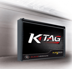 Alientech KTAG Slave inkl. 2 Files und 200,- € Schulungsgutschein